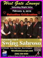 Valentine Swing Sabroso Feb 9