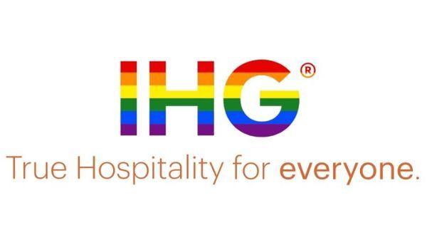 IHG Love is Love logo