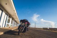Marfa Exterior Motorcycle