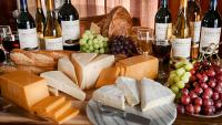 Nightly Wine & Cheese Reception