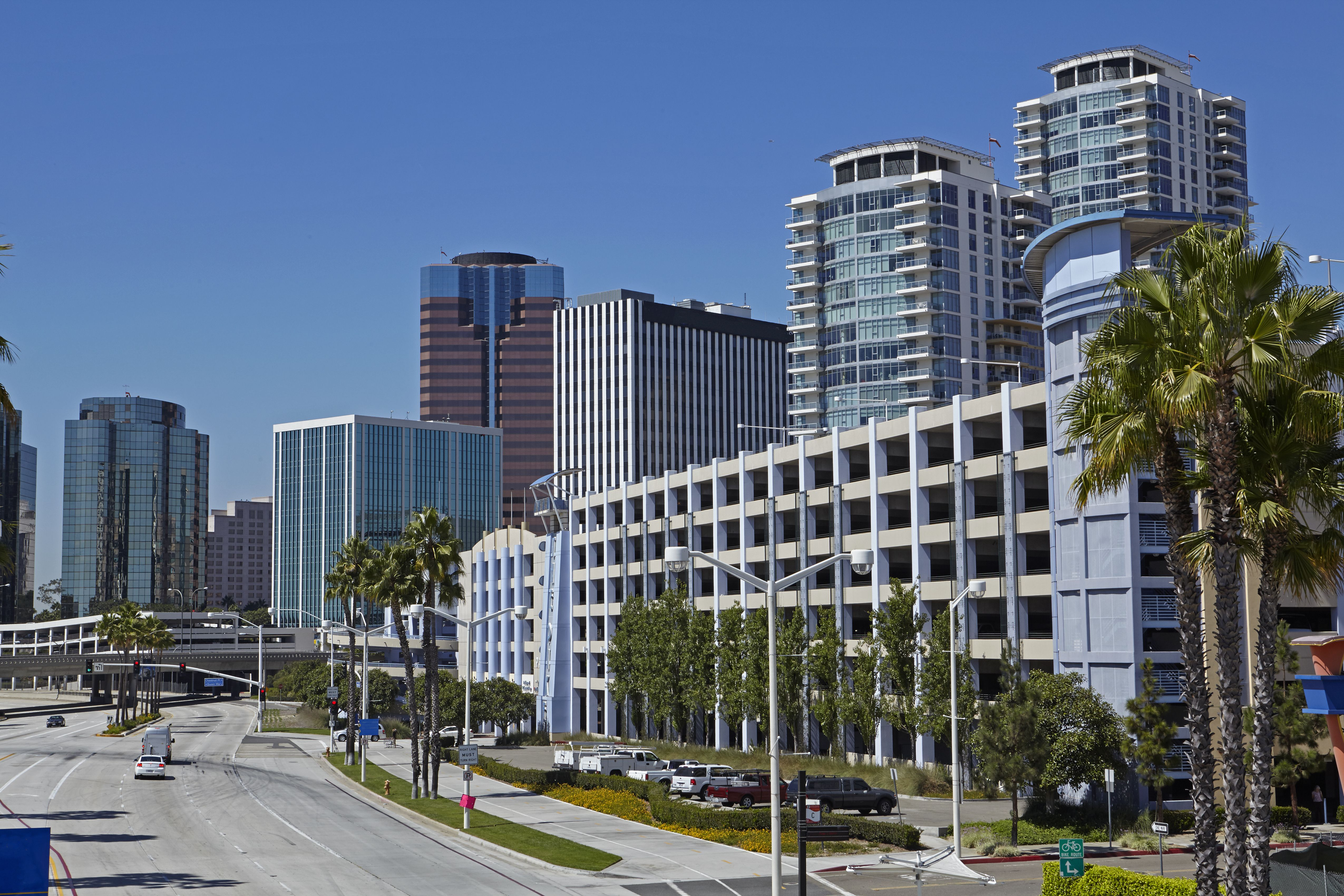 Downtown Long Beach
