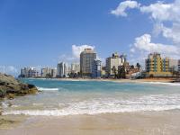 San Juan, Condado Beach, Puerto Rico