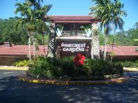 Pinecrest Gardens Fl Park Entr