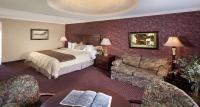 Garberville Hotel Room