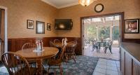 Breakfast area and Garden Room