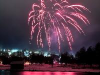 Fireworks Back Property