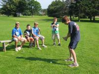Golf Course Kids