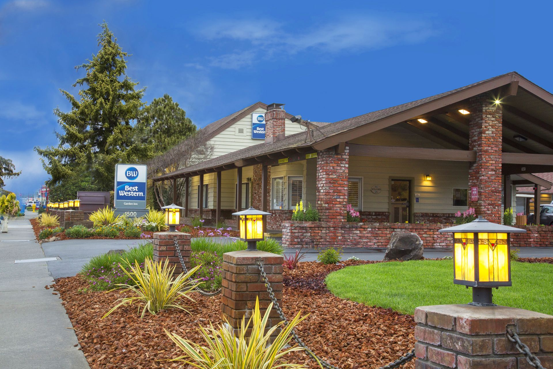 Best Western Garden Inn Design Inspirations