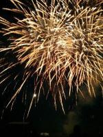 Dragonfest Fireworks