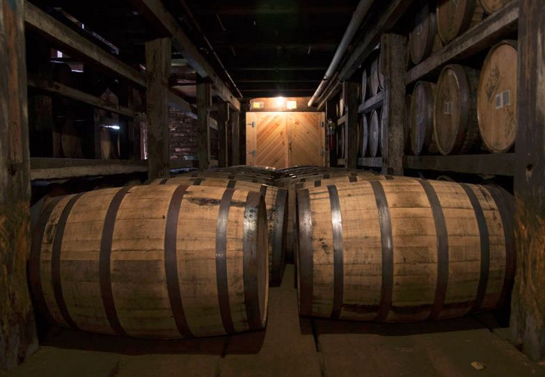 The Bourbon Trail