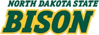 North Dakota State Bison Wordmark