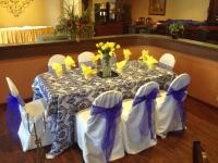 Shergill Grand Hotel Banquet Setup